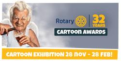 Image for Rotary Cartoon Awards – Exhibition