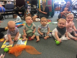 Image for Baby Rhyme Time @ Coffs Harbour Library