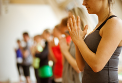 Image for Beginners Yoga Class with Creche