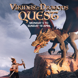 Image for Vikings & Dragons Quest