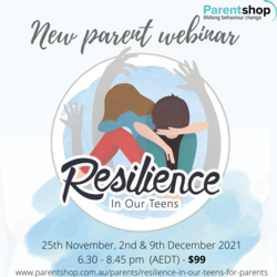 Image for Resilience In Our Teens™ for Parents