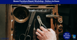 Image for Bower Furniture Repair Cafe - Online via Zoom