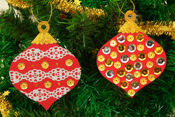 Image for Kids Craft - Make your own Xmas Greeting - Paper Card  or Online Animation.
