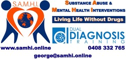 Image for Substance Abuse & Mental Health Training now ONLINE as well as Live