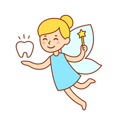 Image for The Tooth Fairy at Storytime