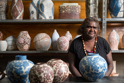 Image for Clay Stories: Contemporary Indigenous Ceramics from Remote Australia