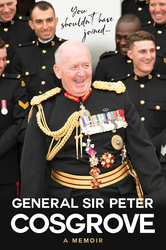 Image for Sir Peter Cosgrove in conversation with Richard Glover