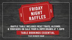 Image for Friday Night Raffles