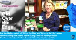 Image for Kim Hodges Author Talk - Online via Zoom