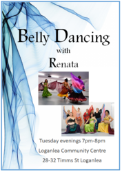 Image for Belly Dancing with Renata