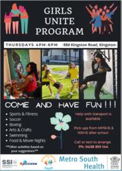 Image for Free Girls Unite Program