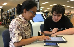 Image for Free Technology Help - Toormina Library