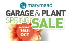Image for SPRING GARAGE & PLANT SALE