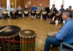 Image for African Drumming Classes