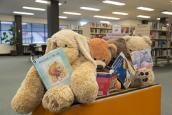 Image for Tuesday Storytime
