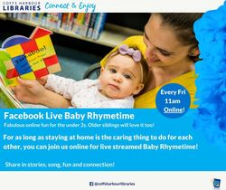 Image for Online Baby Rhyme Time