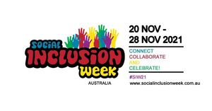 Logo image for Social Inclusion Week 2021