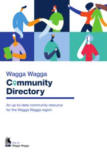 Logo image for Wagga Wagga PDF Community Directory