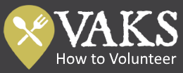 Logo image for How to volunteer with VAKS providers