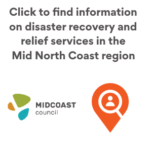 Logo image for Mid North Coast Community Recovery