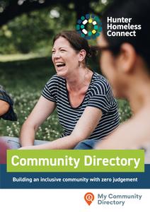 Logo image for Hunter Homeless Connect - Newcastle