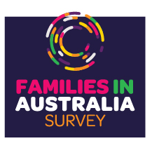 Logo image for Families in Australia Survey June 2021