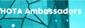 Logo image for HOTA Ambassadors Dec 2020