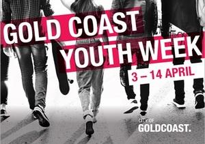 Logo image for Gold Coast Youth Week