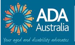 Logo image for ADA Australia promo March 2021