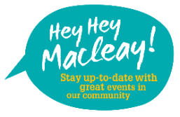 Logo image for Hey Hey Macleay!