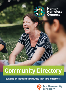 Logo image for Hunter Homeless Connect - Port Stephens