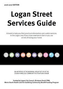 Logo image for Logan Street Services Guide