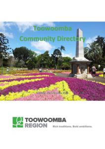 Logo image for Toowoomba PDF Directory