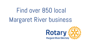 Logo image for Rotary Margaret River Directory