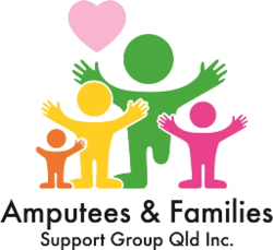 AMPUTEES AND FAMILIES SUPPORT GROUP QLDINC