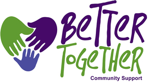 Logo image for Better Together Community Support