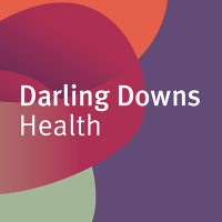 Logo image for Darling Downs Hospital and Health Service