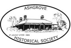 Ashgrove Historical Society Inc