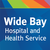 Logo image for Wide Bay Hospital and Health Service