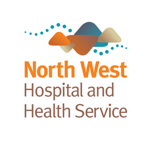 Logo image for North West Hospital And Health Service
