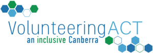 Logo image for VolunteeringACT