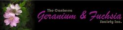 Canberra Geranium and Fuchsia Society Inc