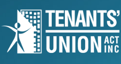 TENANTS UNION ACT