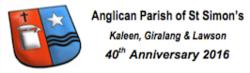 ST SIMONS ANGLICAN CHURCH KALEEN-GIRALANG