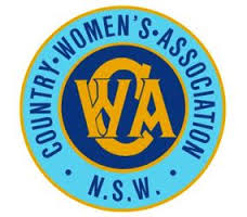 COUNTRY WOMENS ASSOCIATION OF NEW SOUTH WALES