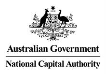 NATIONAL CAPITAL AUTHORITY