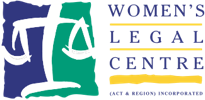 WOMEN'S LEGAL CENTRE ACT & REGION INC