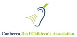 CANBERRA DEAF CHILDRENS ASSOCIATION