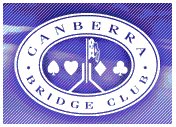 CANBERRA BRIDGE CLUB