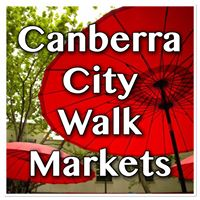 CANBERRA CITY WALK MARKETS